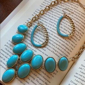 Boutique Necklace and Earring Set
